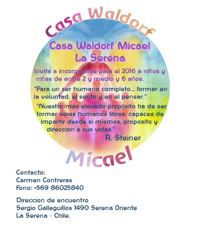 Casa Waldorf Micael La Serena Chile Casa Waldorf Micael La